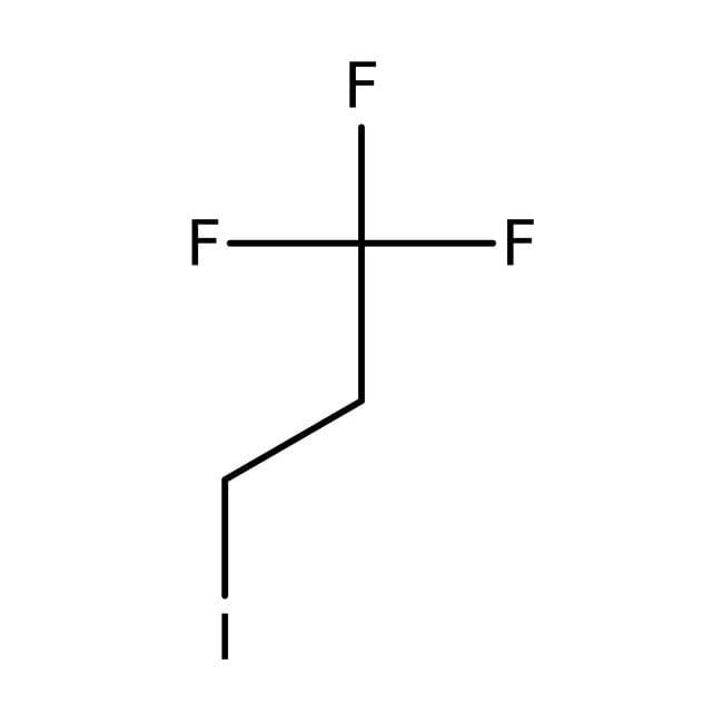 Alfa Aesar™1,1,1-Trifluoro-3-yodopropano, +98% 1g Alfa Aesar™1,1,1-Trifluoro-3-yodopropano, +98%