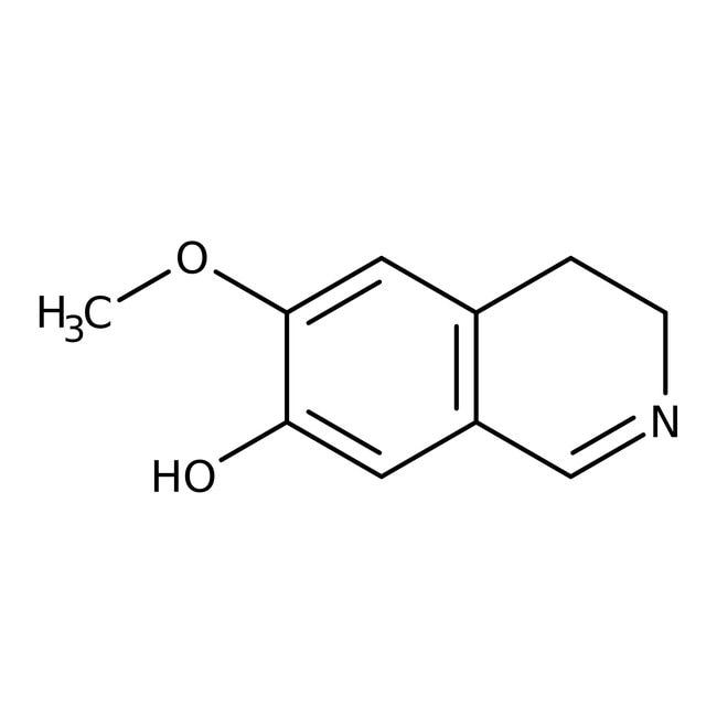 7-Hydroxy-6-methoxy-3,4-dihydroisoquinoline, 98%, ACROS Organics™