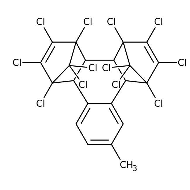 2-Methylnaphthalene-bis(hexachlorocyclopentadiene) adduct, 97%, ACROS Organics