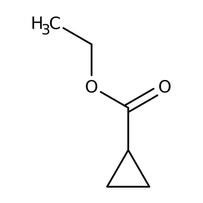 Ethyl cyclopropanecarboxylate, 99%, ACROS Organics™