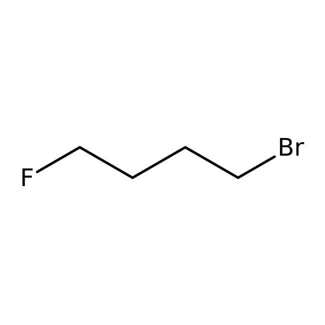 Alfa Aesar™1-Brom-4-Fluorbutan, 97% 25g Alfa Aesar™1-Brom-4-Fluorbutan, 97%