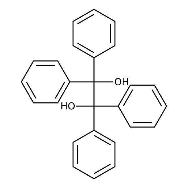 Benzopinacole, 98%, ACROS Organics™