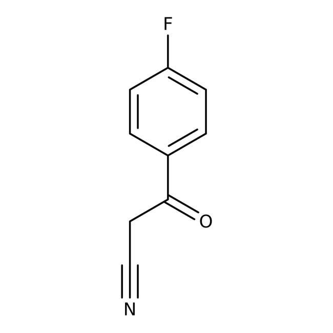 Alfa Aesar™4-Fluorobenzoylacetonitrile, 97% 1g Alfa Aesar™4-Fluorobenzoylacetonitrile, 97%