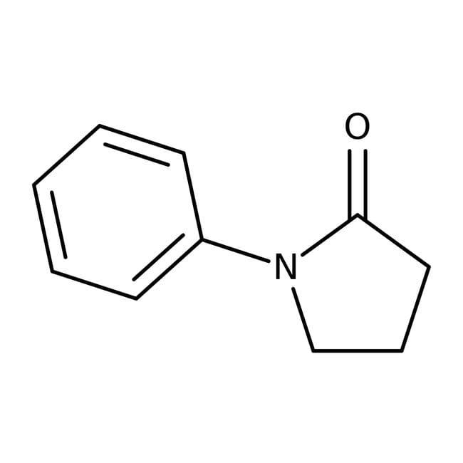 Alfa Aesar™1-Phenyl-2-pyrrolidinone, 99% 100g Alfa Aesar™1-Phenyl-2-pyrrolidinone, 99%