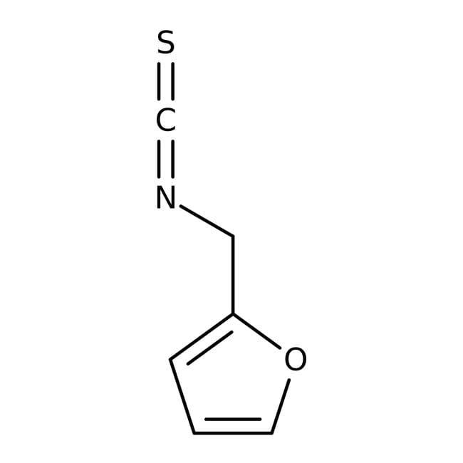 Alfa Aesar™Furfuryl isothiocyanate, 97% 100g Alfa Aesar™Furfuryl isothiocyanate, 97%