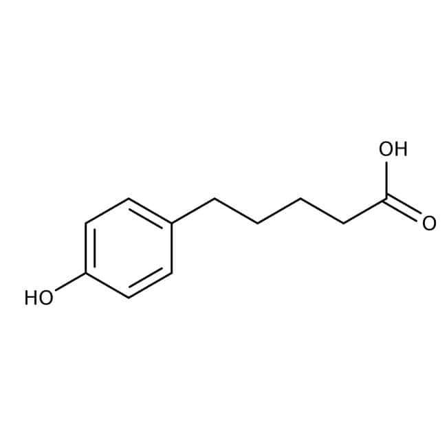 Alfa Aesar  5-(4-Hydroxyphenyl)pentanoic acid, 98%