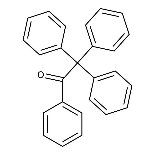 Alfa Aesar™Benzopinacolone, 97% 25g Alfa Aesar™Benzopinacolone, 97%