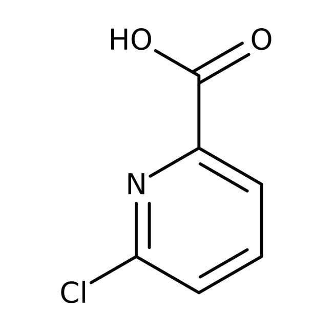 6-chloropyridine-2-carboxylic acid, 97%, ACROS Organics