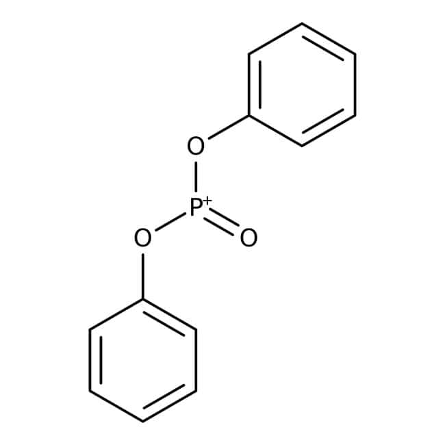 Diphenyl Phosphite, Contains Varying Amounts of Phenol and (C<sub>6</sub>H<sub>5</sub>O)<sub>3</sub>P, ACROS Organics&trade;