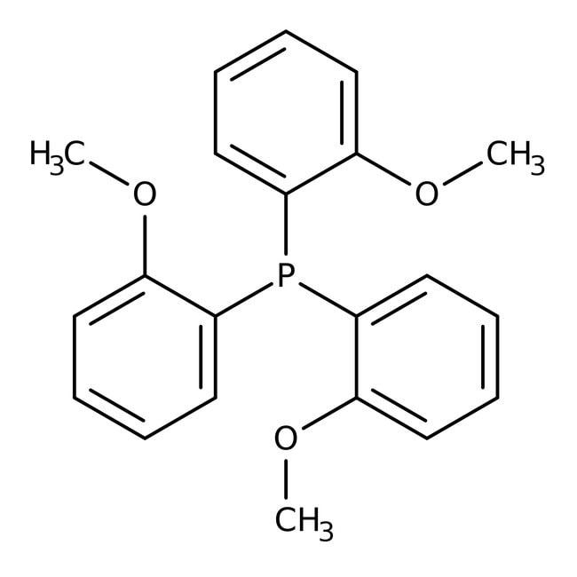 Tris(2-methoxyphenyl)phosphine, 97 %, Acros Organics