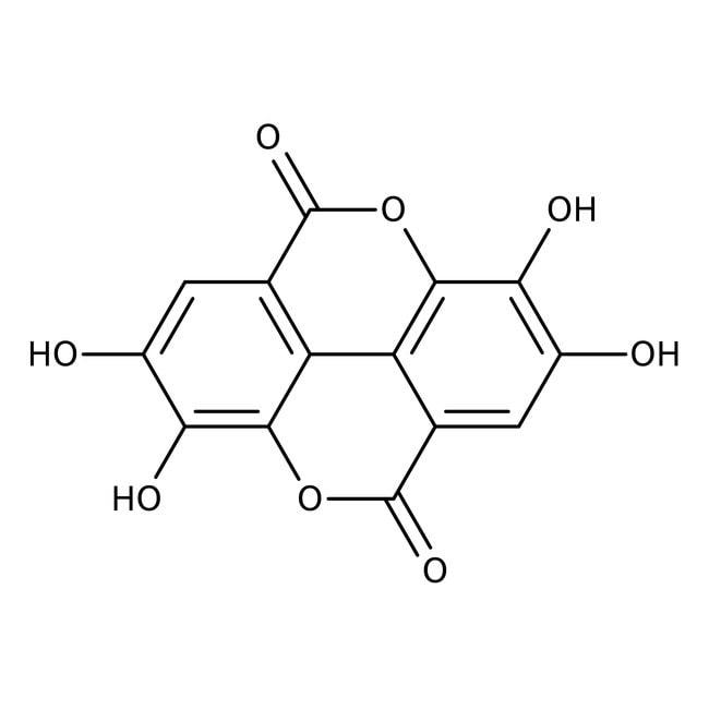 Ellagic acid, 97%, ACROS Organics™