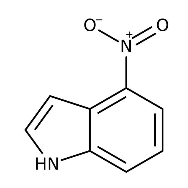 4-Nitroindole, 98%, ACROS Organics™