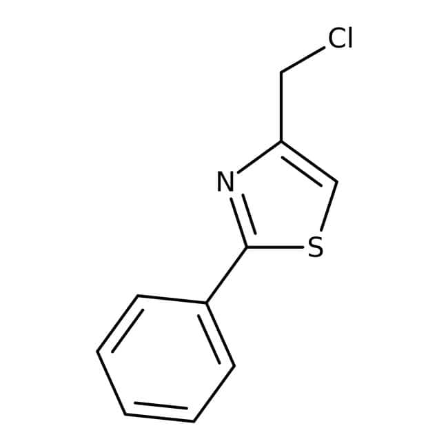 4-(chloromethyl)-2-phenyl-1,3-thiazole, 97%, Maybridge