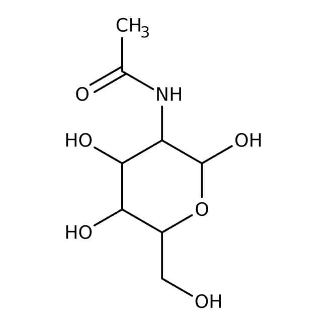 N-acetyl-β-D-Mannosamine, Hydrate, ≥98%, MP Biomedicals™