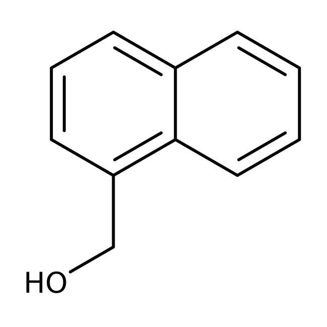 1-Naphthalenemethanol, 98%, ACROS Organics