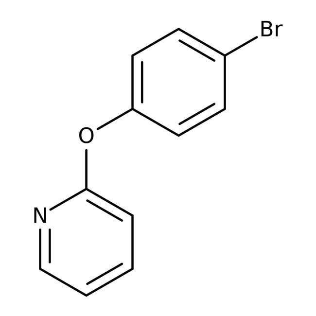 2-(4-Bromophenoxy)pyridine, ≥95%, Maybridge™ 5g 2-(4-Bromophenoxy)pyridine, ≥95%, Maybridge™