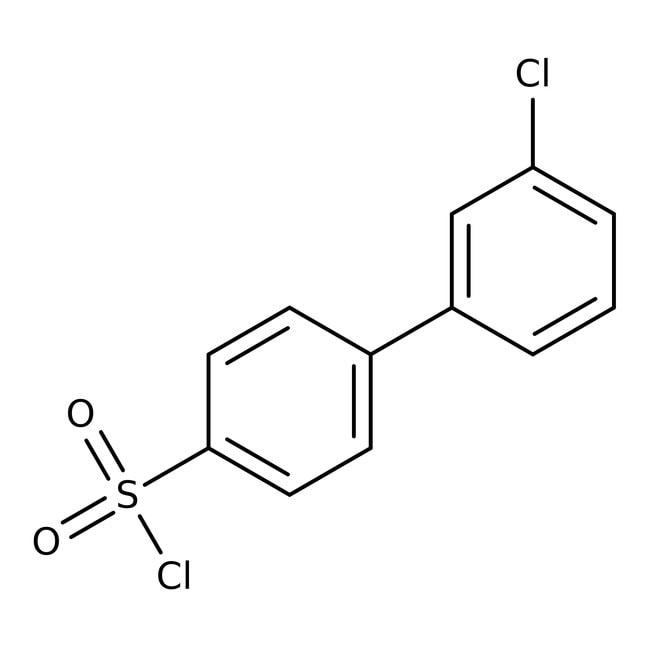 3'-Chlorobiphenyl-4-sulfonyl chloride, 95%, Acros Organics