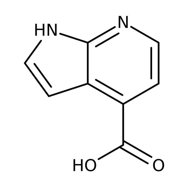 Alfa Aesar™7-Azaindole-4-carboxylic acid, 97% 1g Alfa Aesar™7-Azaindole-4-carboxylic acid, 97%