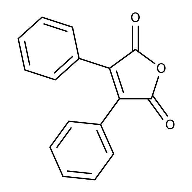 2,3-Diphenylmaleic anhydride, 98%, ACROS Organics™
