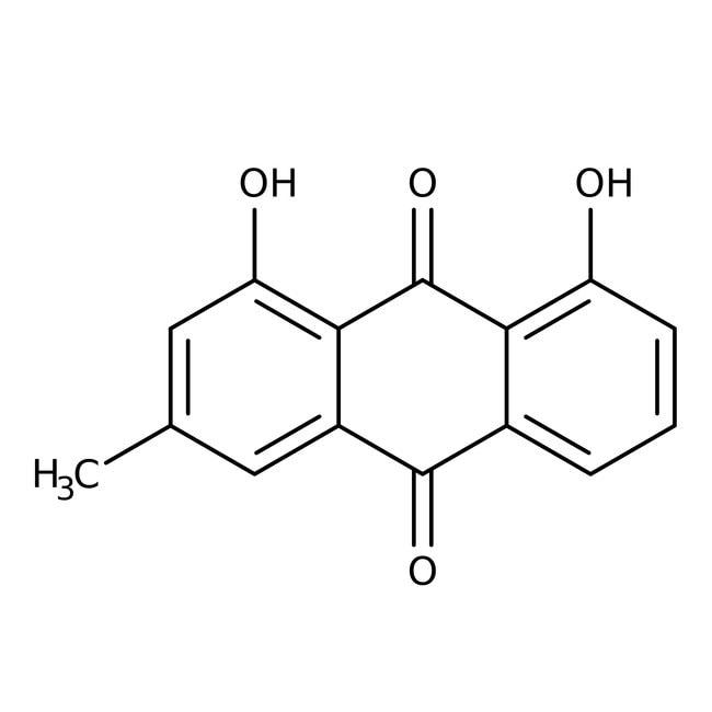 Chrysophanic acid, 98%, ACROS Organics