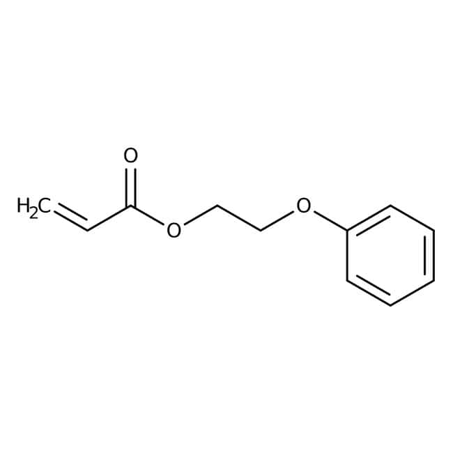 2-Phenoxyethyl Acrylate (stabilized with MEHQ) 93.0+%, TCI America™