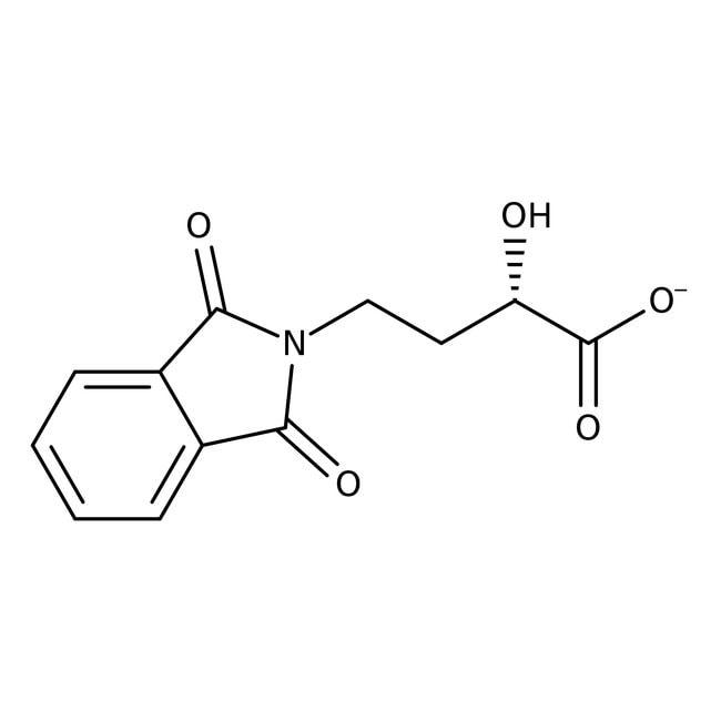 (2S)-4-(1,3-Dioxoisoindolin-2-yl)-2-hydroxybutanoic acid, 96%, ACROS Organics