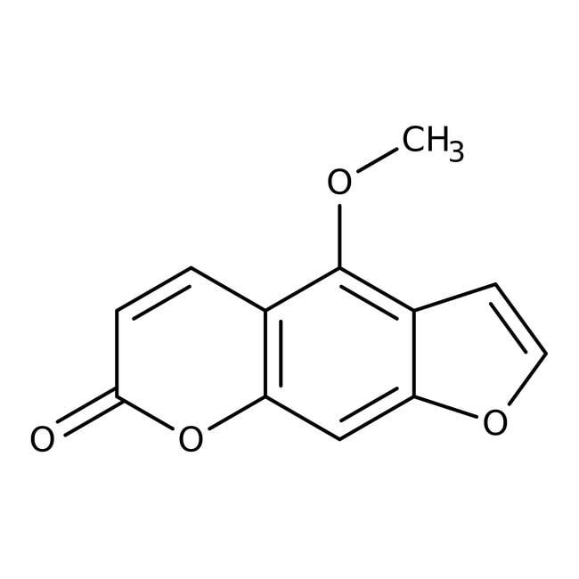 5-Methoxypsoralen, 98%, ACROS Organics™ 1g 5-Methoxypsoralen, 98%, ACROS Organics™