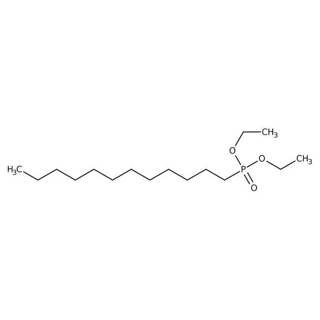 Alfa Aesar™Diethyl n-dodecylphosphonate, ≥97% 5g Alfa Aesar™Diethyl n-dodecylphosphonate, ≥97%