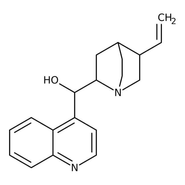 Alfa Aesar  (-)-Cinchonidine, 99% (total base), may cont. up to 5% quinine