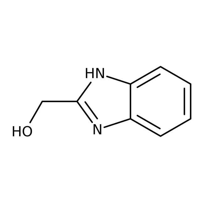 1H-Benzimidazole-2-methanol, 97%, ACROS Organics™