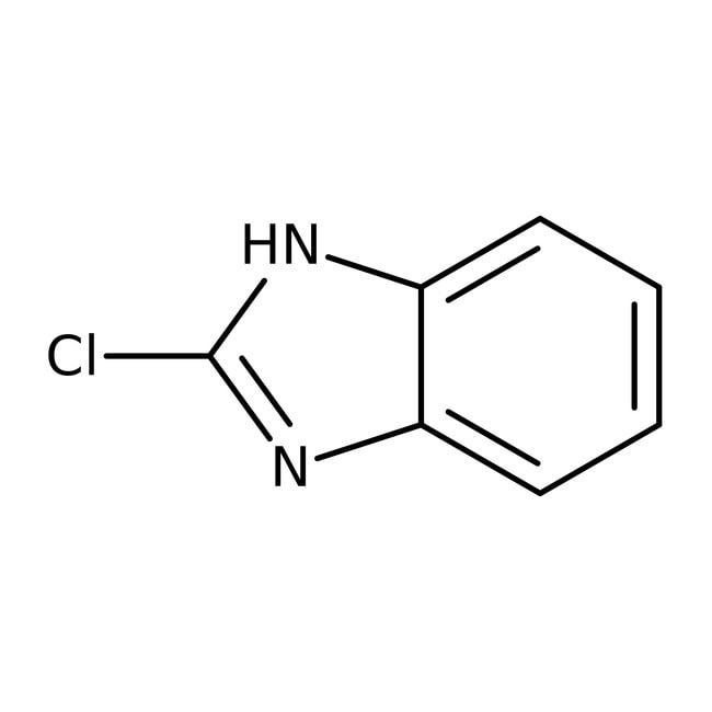 2-Chloro-1H-benzimidazole, 97%, ACROS Organics™