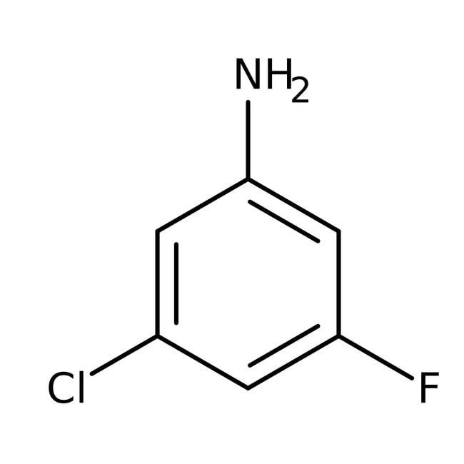 3-chloro-5-fluoroaniline, 97%, ACROS Organics