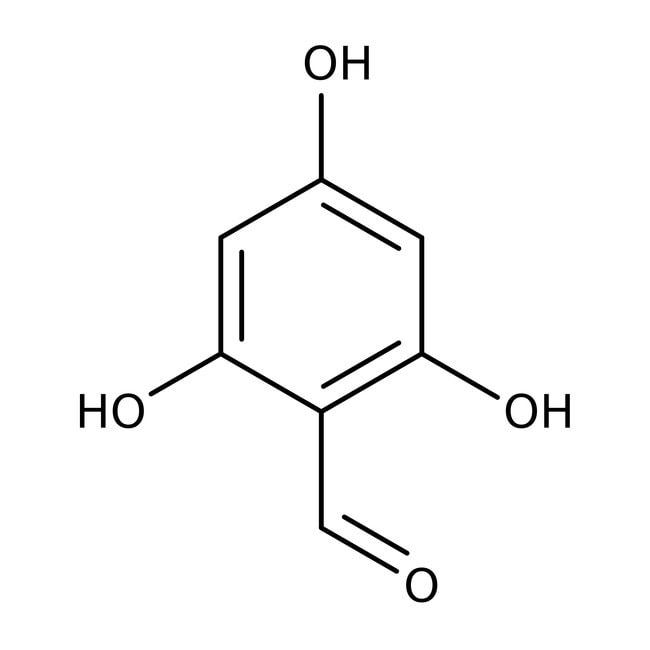 Alfa Aesar™2,4,6-Trihydroxybenzaldehyde, 95% 25g Alfa Aesar™2,4,6-Trihydroxybenzaldehyde, 95%