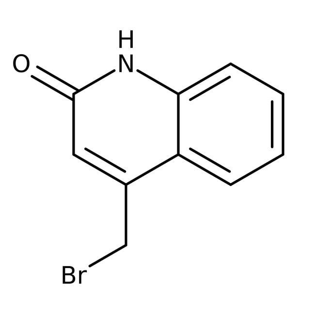 Alfa Aesar™4-Bromomethyl-2(1H)-quinolinone 1g Alfa Aesar™4-Bromomethyl-2(1H)-quinolinone