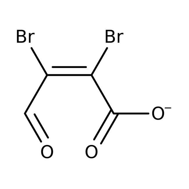Mucobromic acid, 99+%, ACROS Organics™