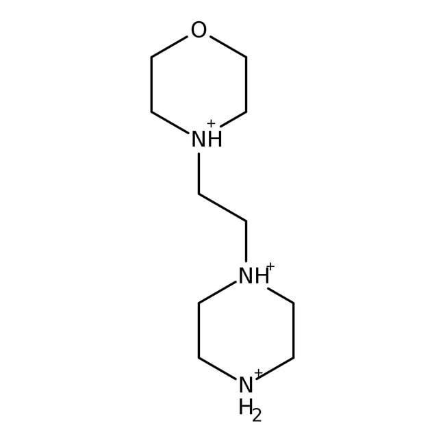 1-[2-(Morpholin-4-yl)ethyl]piperazine, 99%, ACROS Organics