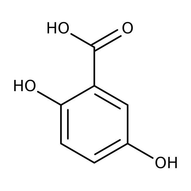 2,5-Dihydroxybenzoic acid, 99%, ACROS Organics™