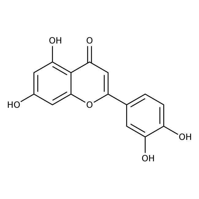 Alfa Aesar™3',4',5,7-Tetrahydroxyflavone, 97% 500mg Alfa Aesar™3',4',5,7-Tetrahydroxyflavone, 97%
