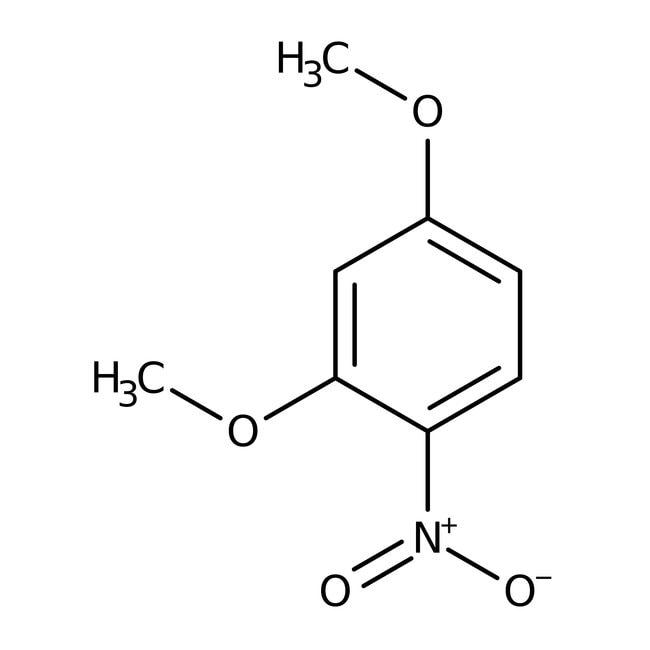 2,4-Dimethoxy-1-nitrobenzene, 98%, Acros Organics