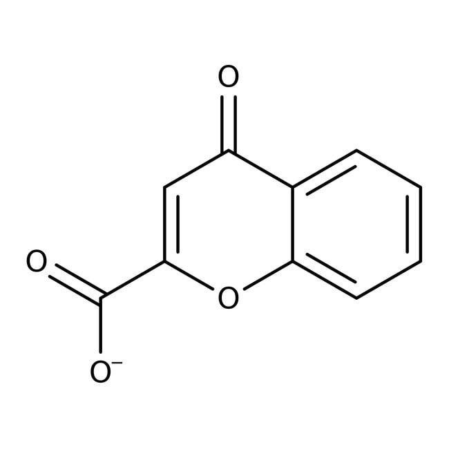 4-Oxo-4H-1-benzopyran-2-carboxylic acid, 97%, ACROS Organics™