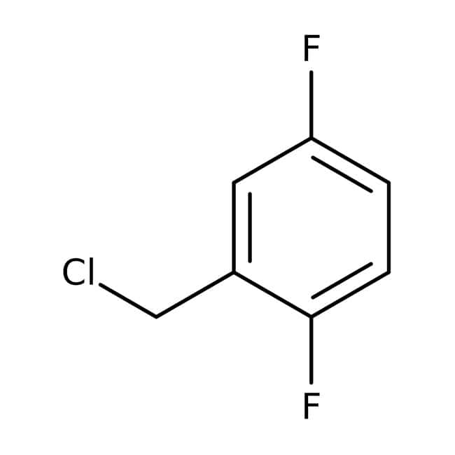 Alfa Aesar™ 2,5-Difluorobenzyl chloride, 97%: Benzyl halides Benzene and substituted derivatives