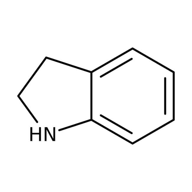 Indoline, 98%, ACROS Organics™: Chemicals Products