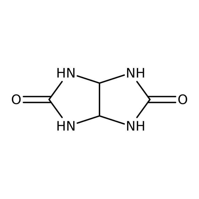 Glycoluril, 97%, ACROS Organics™ 25g Glycoluril, 97%, ACROS Organics™