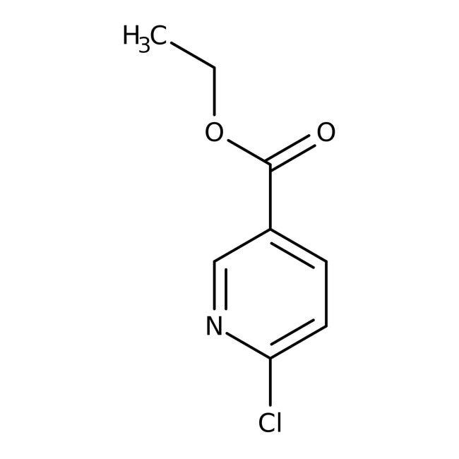6-Chlornicotinsäureethylester, 97%, Acros Organics™ 25g 6-Chlornicotinsäureethylester, 97%, Acros Organics™