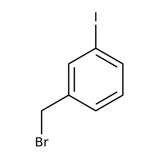 3-Iodobenzyl Bromide 97.0+%, TCI America™