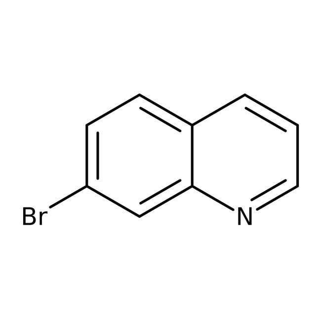 Alfa Aesar™7-Bromoquinoline, 95% 250mg Alfa Aesar™7-Bromoquinoline, 95%
