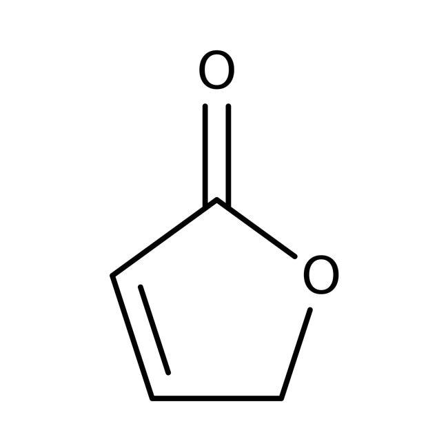 2(5H)-Furanone, 95%, ACROS Organics™ Glass bottle; 5g 2(5H)-Furanone, 95%, ACROS Organics™