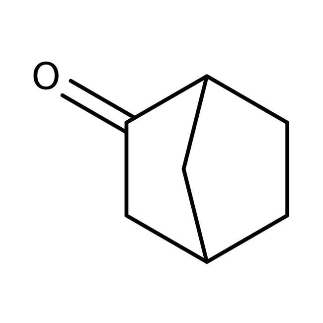 Norcamphor, 99%, ACROS Organics™ 100g; Plastic bottle Norcamphor, 99%, ACROS Organics™