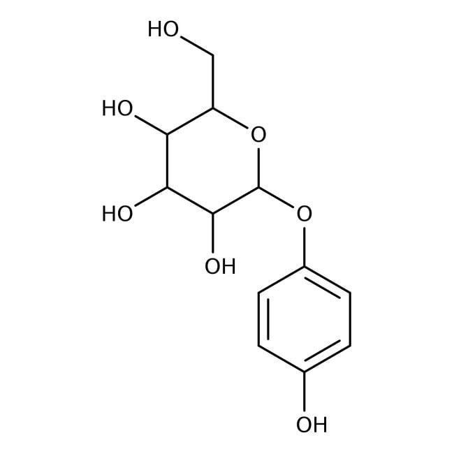 Arbutin, 98%, ACROS Organics™  Arbutin, 98%, ACROS Organics™