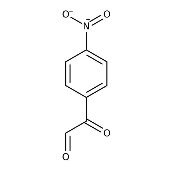 Alfa Aesar™4-Nitrophenylglyoxalhydrat, 97% 1g Alfa Aesar™4-Nitrophenylglyoxalhydrat, 97%